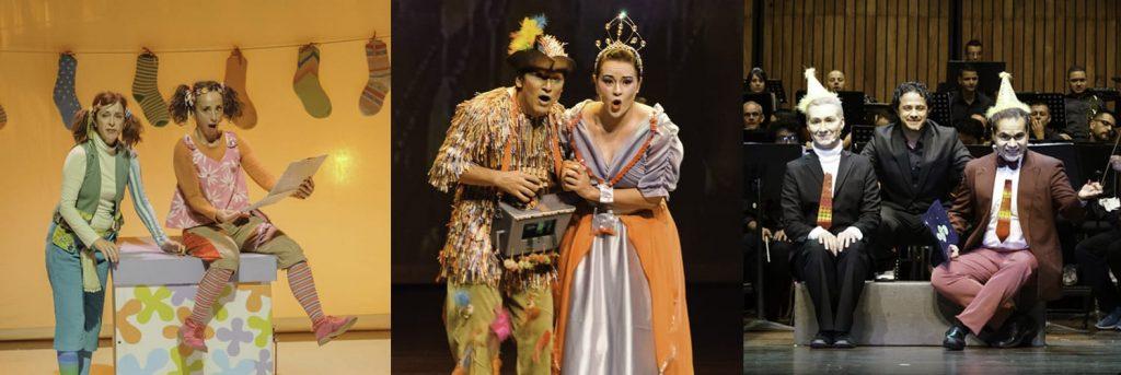 Conciertos en familia - Teatro Metropolitano