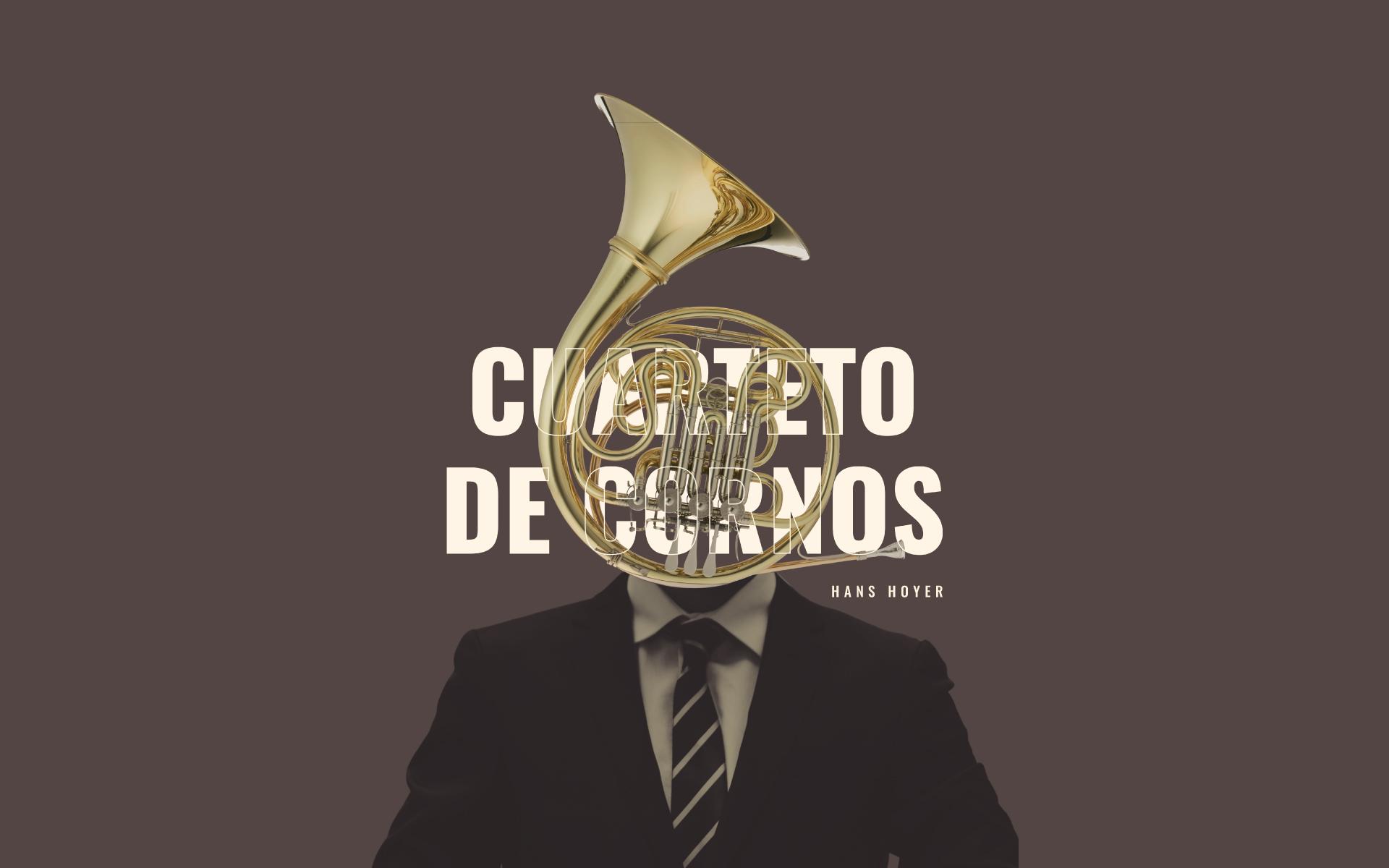 Filarmed y Cuarteto de Cornos HANS HOYER