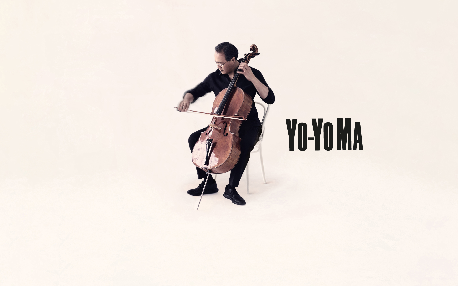Yo Yo Ma - Suites para chelo de Johann Sebastian Bach - Teatro Metropolitano
