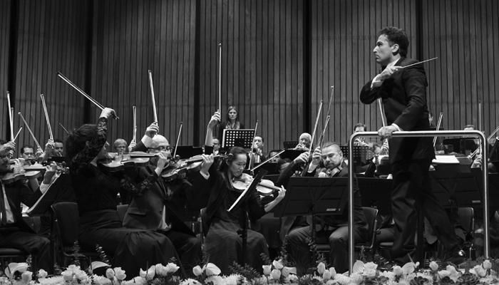 Andrés Orozco Estrada - Sinfónica de Houston