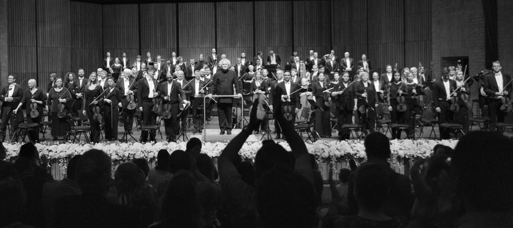 Orquesta Sinfónica de Londres, Sir Simon Rattle